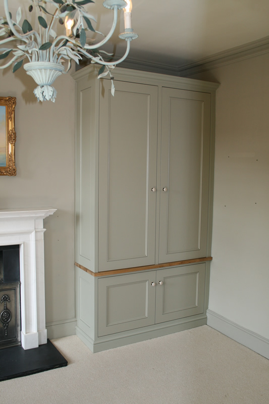 Fitted Alcove Units Bespoke Carpentry Walton Weybridge
