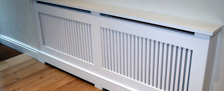 Made to measure radiator covers