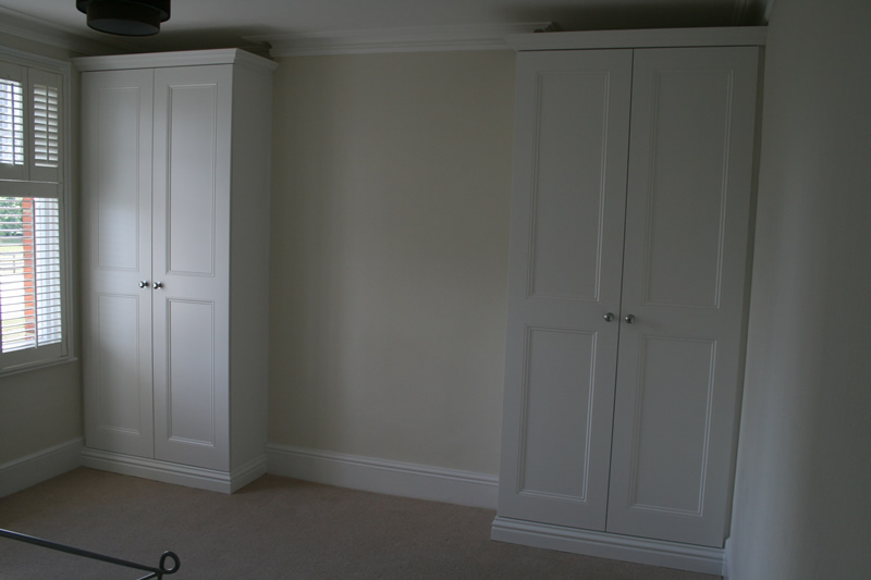 Fitted Wardrobes Walton Weybridge Claygate Thames